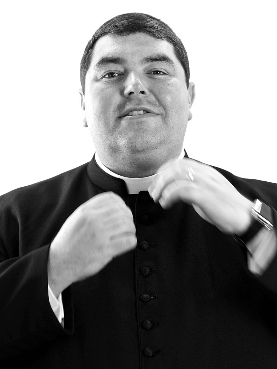 The Revd Matthew Cashmore